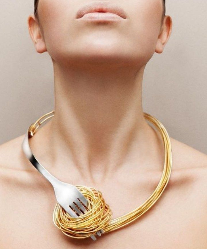 40 Weird and Bizarre Jewellery Items