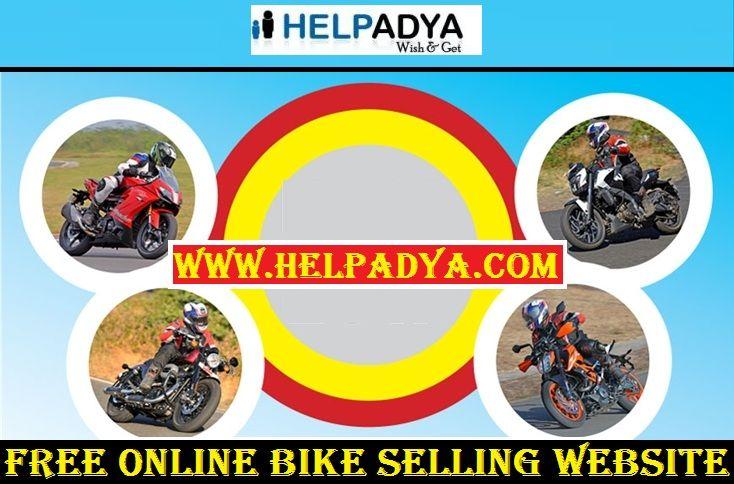 Help Adya Free Online Bike Selling Website Help Adya Is India S
