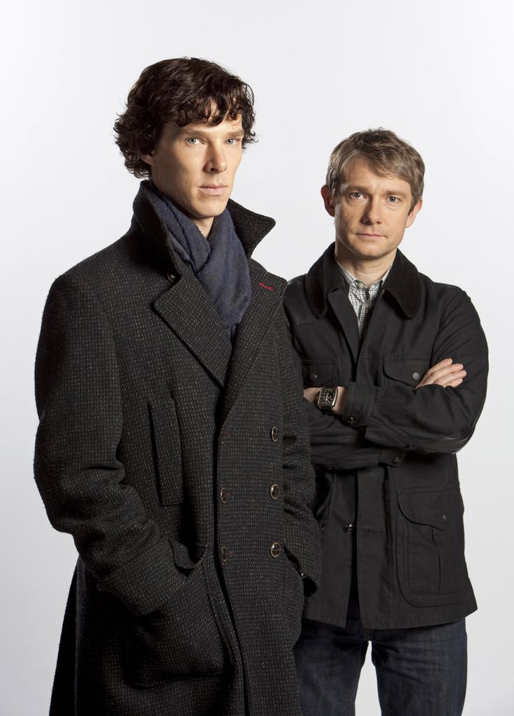 Sherlock, de la BBC