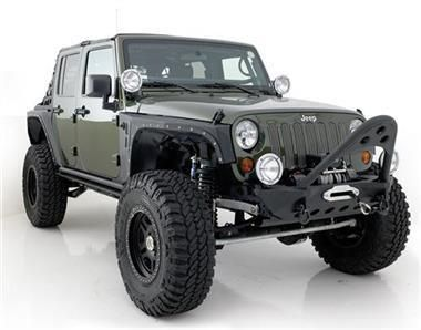 Install only the best bumper on your Jeep. Shop at Jeep People for a Stinger Jeep bumper by Smittybilt. Take on any off-road trail with this Jeep bumper.