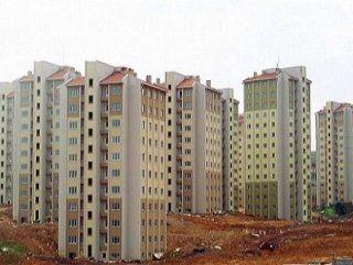 TOKİ Gümüşhaneye bin 840 konut inşa edecek