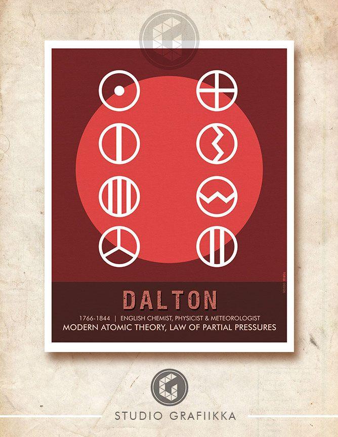 John Dalton Poster, Scientist Poster, Science Poster, STEM Posters, Science Lab Posters, Classroom Decor, chemist, Famous Scientists https://www.etsy.com/listing/581315243/john-dalton-poster-scientist-poster?utm_campaign=crowdfire&utm_content=crowdfire&utm_medium=social&utm_source=pinterest