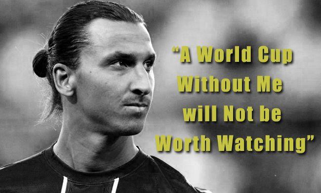 Die besten 25+ Zlatan ibrahimovic zitate Ideen auf ...