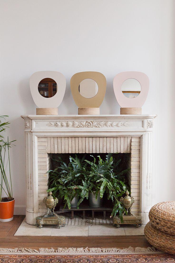 les 25 meilleures id es de la cat gorie miroir chemin e sur pinterest manteau de chemin e. Black Bedroom Furniture Sets. Home Design Ideas