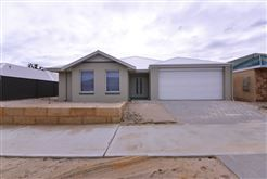 Newly built home with large frontage  To view more of this property check out www.RegalGateway.com #property #realestate #brandnew #build