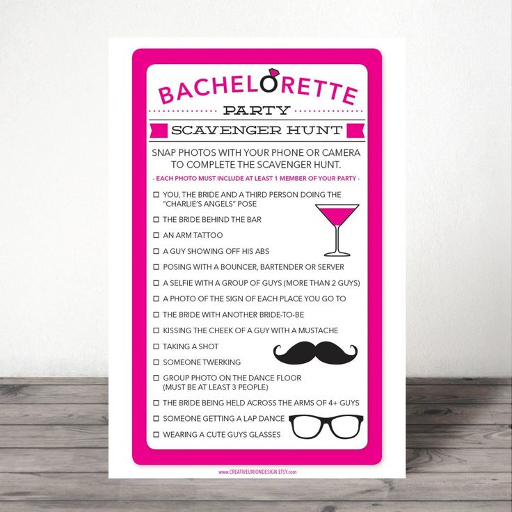 Bachelorette Games At The Bar Images With Regard To Bachelor Party