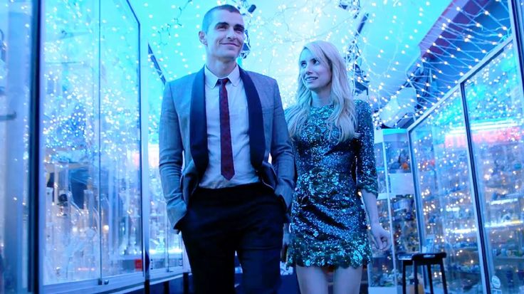 Emma Roberts and Dave Franco Photo from Nerve