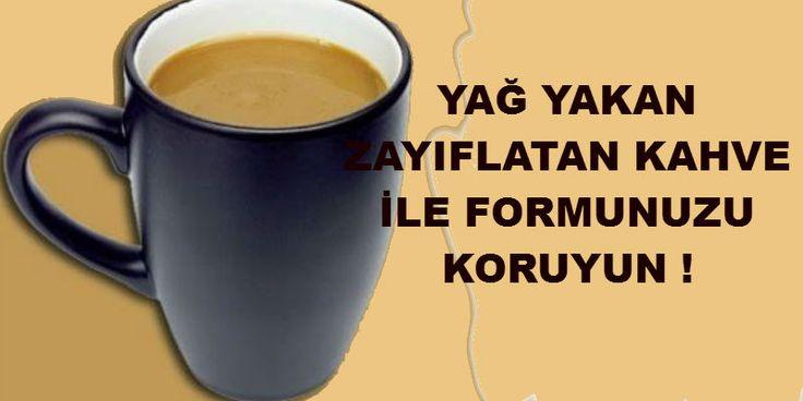 Kahve Keyfi Yaparken Zayıflamaya Ne Dersiniz ?