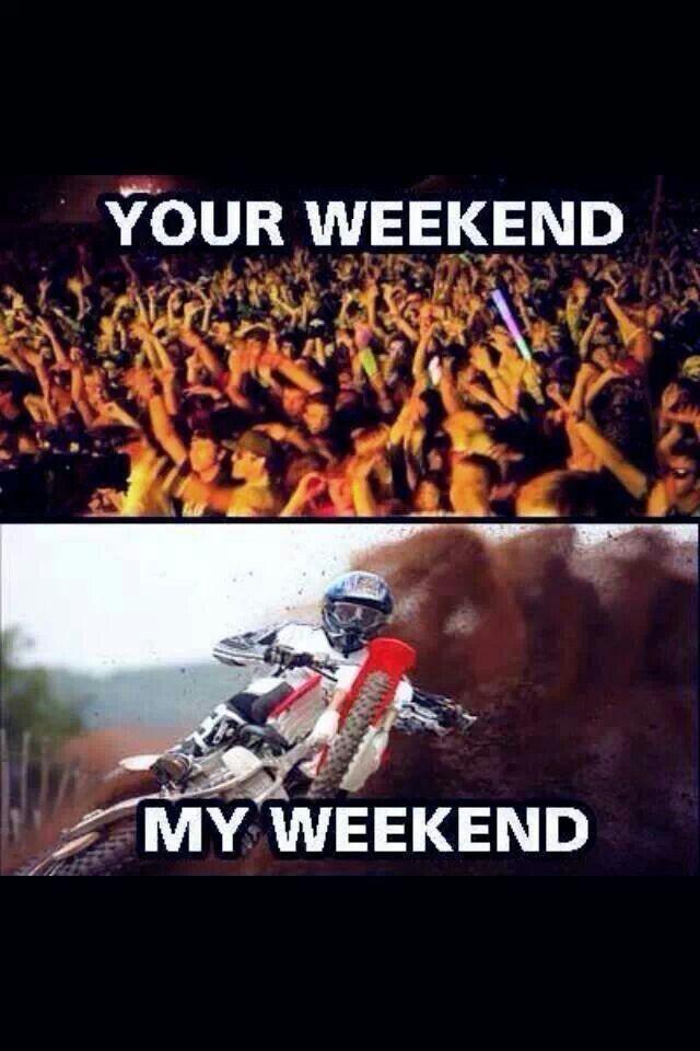 Motocross love!