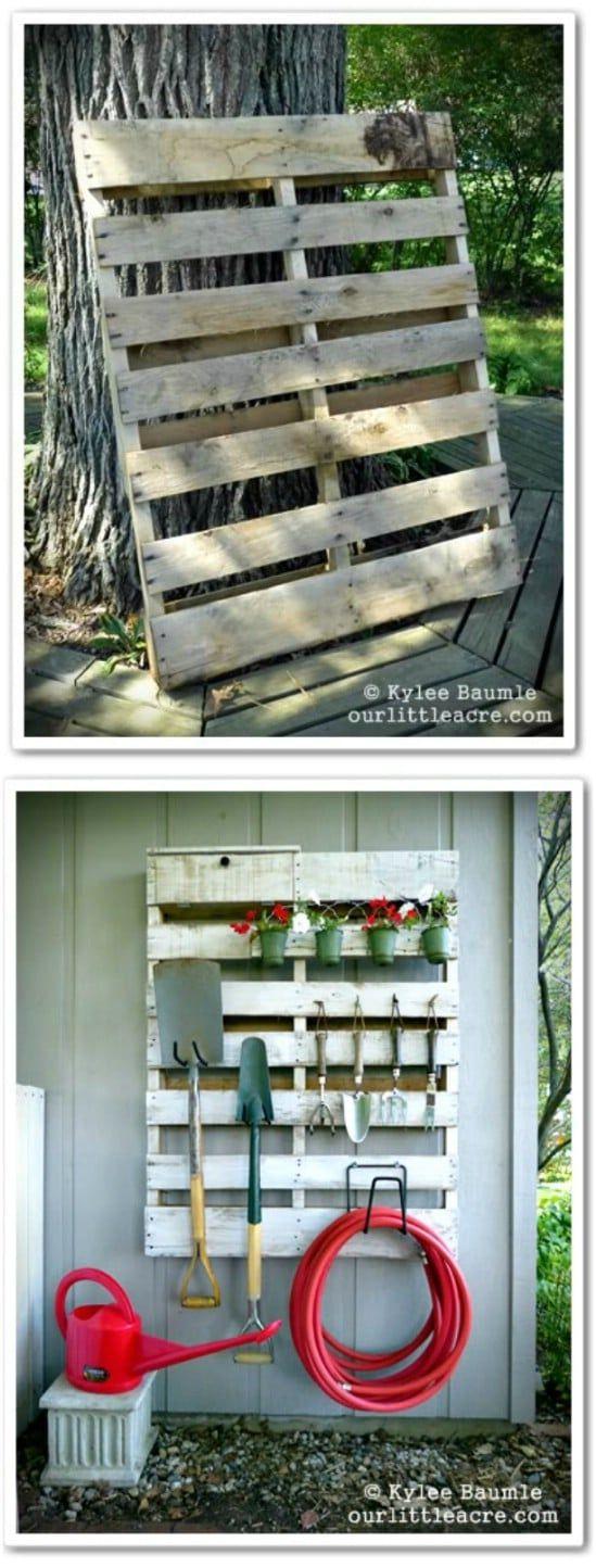 7 Decorative DIY Garden Hose Storage Ideas To Spruce Up Your Outdoors – Gardening