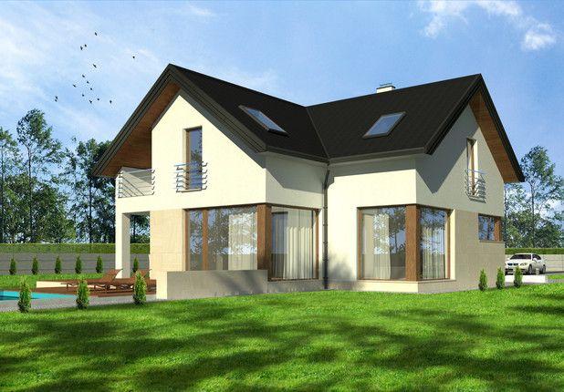 TCB-878 to projekt domu o nowoczesnym wyglądzie zewnętrznym oraz równie atrakcyjnych i dobrze zaplanowanych wnętrzach. Zobacz szczegóły.