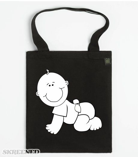 Baby Boom ECO Tote Bag