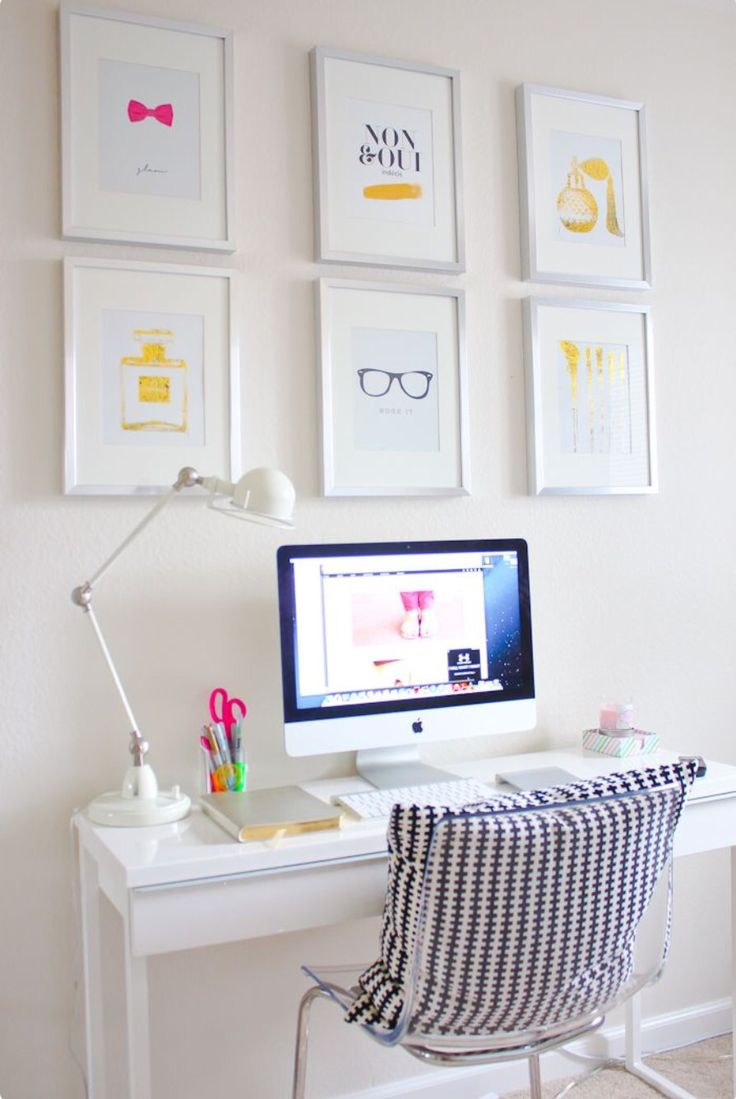 92 best Home Office Ideas images on Pinterest | Home office, Desks ...