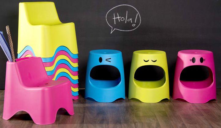 La originalidad y creatividad son claves en el aprendizaje de un niño. ¡Decora sus espacios con artículos entretenidos! #Muebles2014 #Sillas #Colors #Easy #EasyTienda #Kids #Tendencias #Creatividad  http://www.easy.cl/pisos-infantil