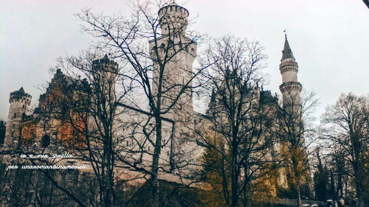 C'era una volta.. in Baviera, il Castello di Neuschwanstein