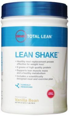 GNC Total Lean Shake top meal replacement shakes