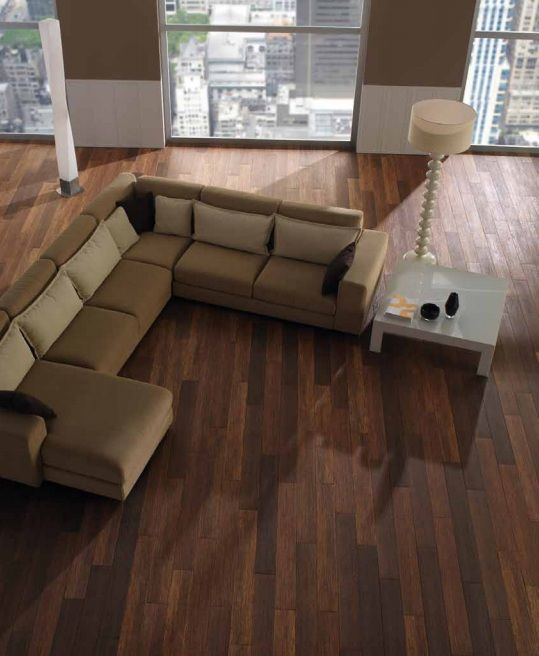 Wood Plank Ceramic Tile | Reasons to Choose Porcelain Wood Tile Over Hardwood Floors