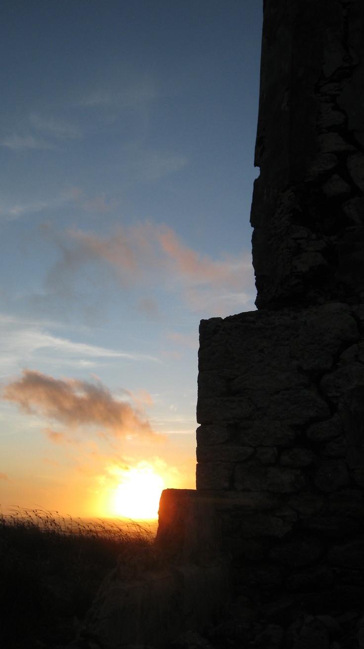 El faro, Gran Roque