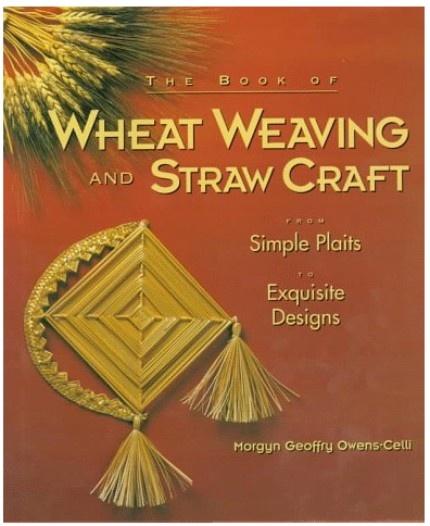 wheat weaving book