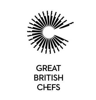 Logoed.co.uk - great logo design website  identity for Great British Chefs by Hat-Trick