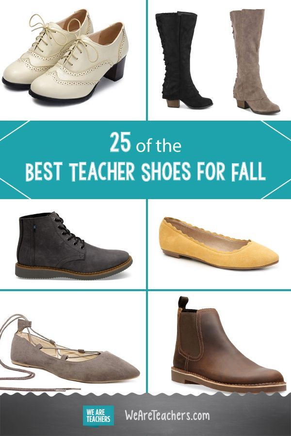 Teacher shoes comfortable