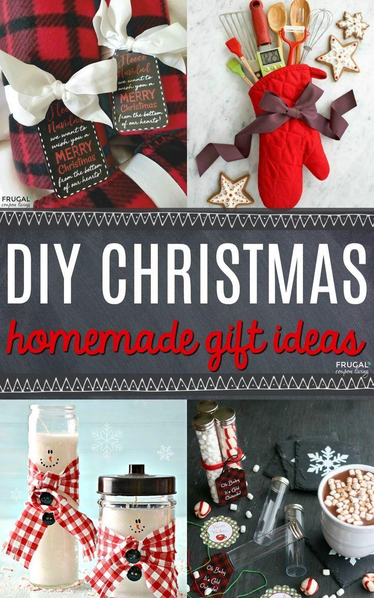 31 Diy Christmas Gift Ideas Homemade Teacher Gifts Homemade Christmas Gifts Homemade Christmas