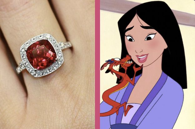 You got: Mulan You must be swift as a coursing river, with all the force of a great typhoon. But at the end of the day, you just want to be pampered by General Li with an extravagant engagement ring!