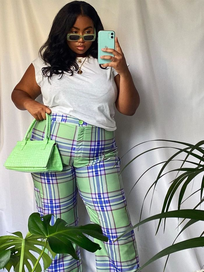 To the People I Insta-Stalk, Thank You for These Easy Outfit Formulas | Curvy girl outfits, Curvy outfits, Fashion
