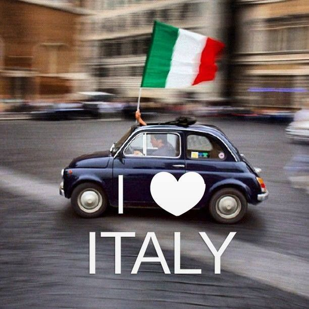 Nice people dating love their Italian romance! Two glasses of Pinot Grigio please! #Romantic #Italian #holiday