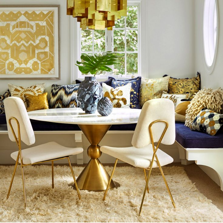 7 Modern Dining Tables By Jonathan Adler Table ChairsModern