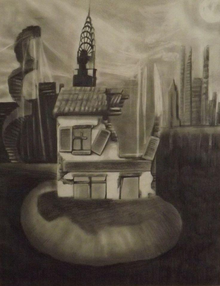 The Old Café, 2012 | Artfetch