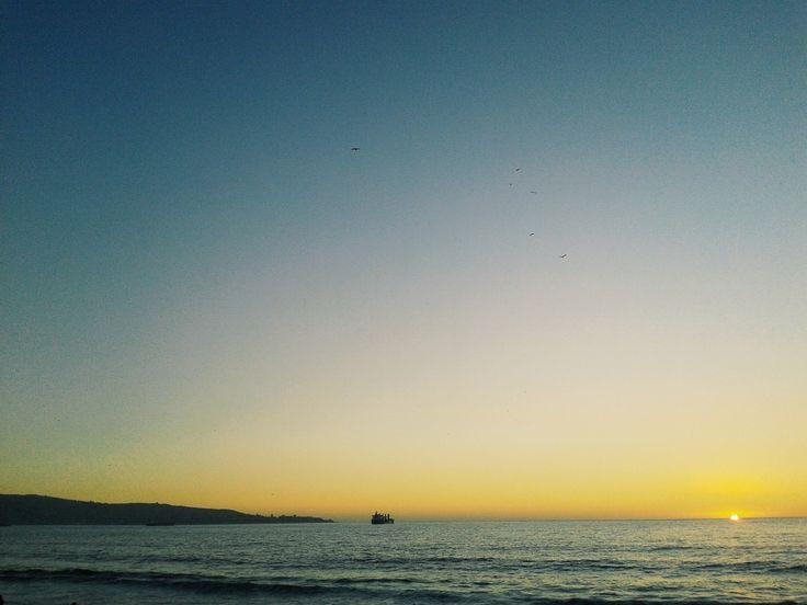 Sunset Chile🌅❤