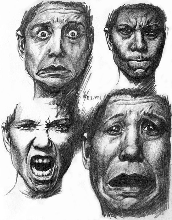 Facial expressions research