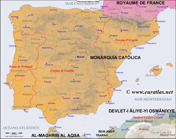 Best Genealogy Iberian Peninsula Images On Pinterest - Portugal map iberian peninsula