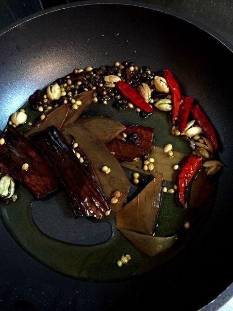 【カレー】カレー講座 ~テンパリングについて~ : Cooking Maniac