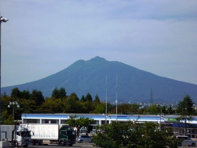 この絶景が眺められるのは津軽サービスエリアだけ!