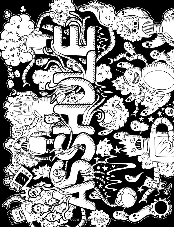 F Ck Off I M Coloring Swear Word Coloring Book 40 Cuss