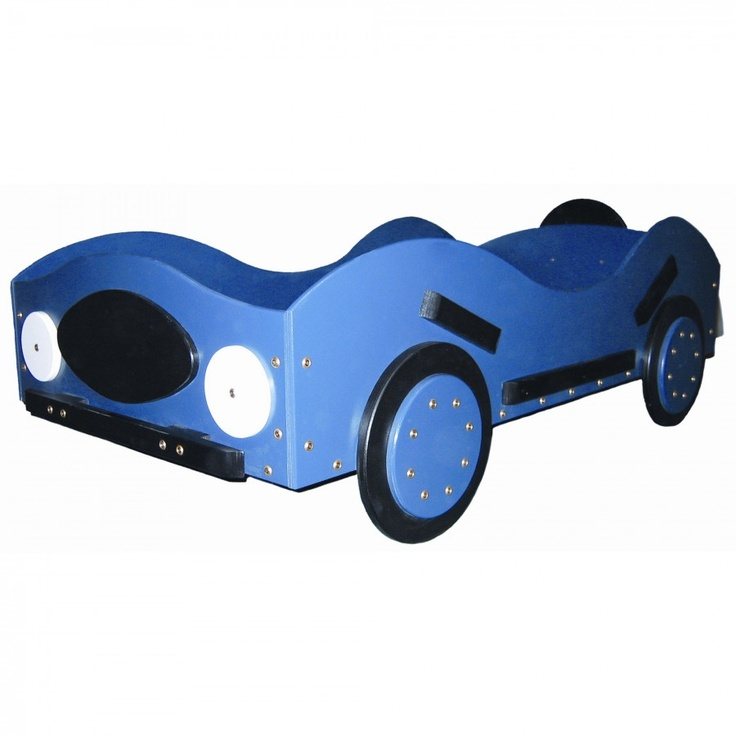 Just Kids Stuff New Style- Race Car Toddler Bed - JKS010-X