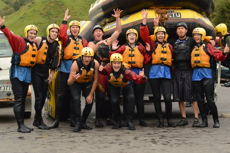 #Kaitiaki #group #rafting #pride #wet #Backpacking #NewZealand