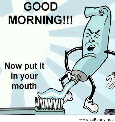 Funny Good Morning Quotes And Pictures