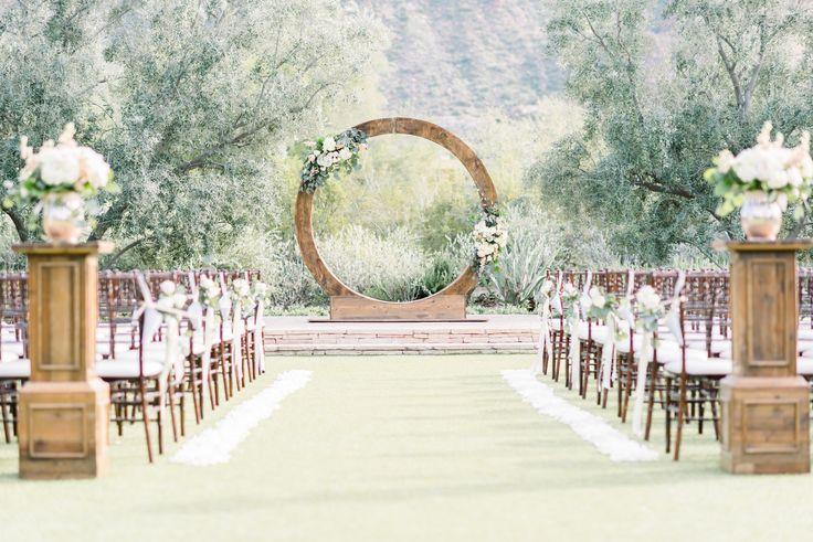 Circle wedding arch wedding arch wedding rentals