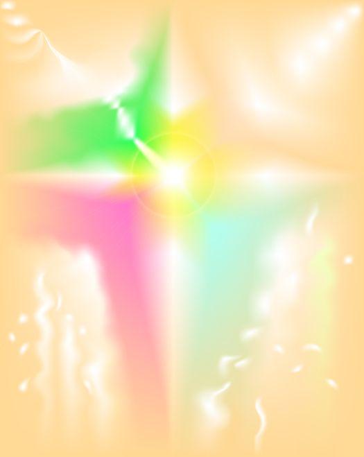 crux digital abstract art ron labryzz rlart