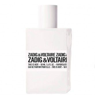 Zadig & Voltaire This is Her! - Eau de Parfum 50ml