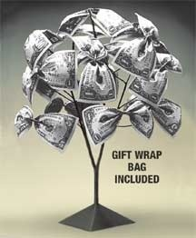52 best money trees images on pinterest gift money money money tree when the only gift you can think of is money negle Image collections