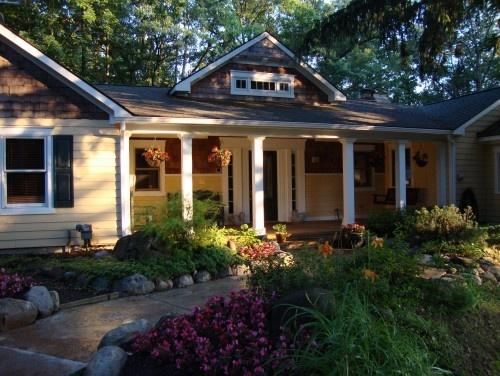 Front Porch Renovation Ideas