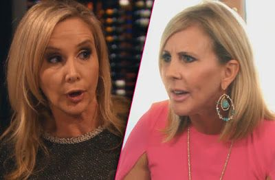 Shannon Beador Reveals She Gained 40 Pounds Over Her Feud With Vicki Gunvalson!