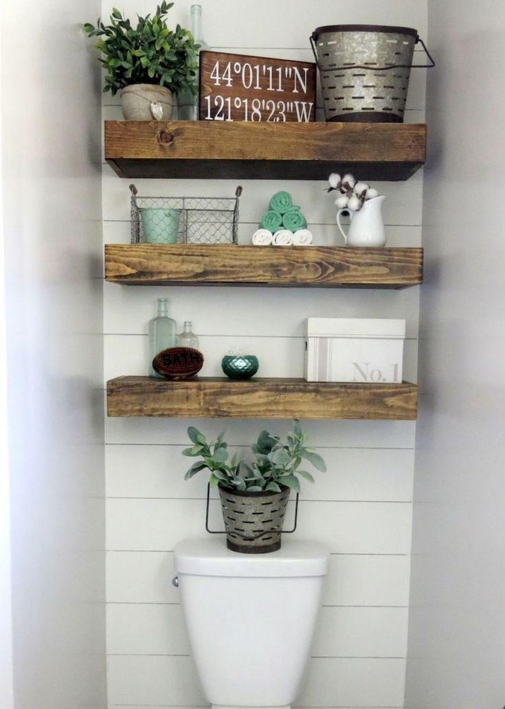 Insane Farmhouse Bathroom Remodel Ideas (15)
