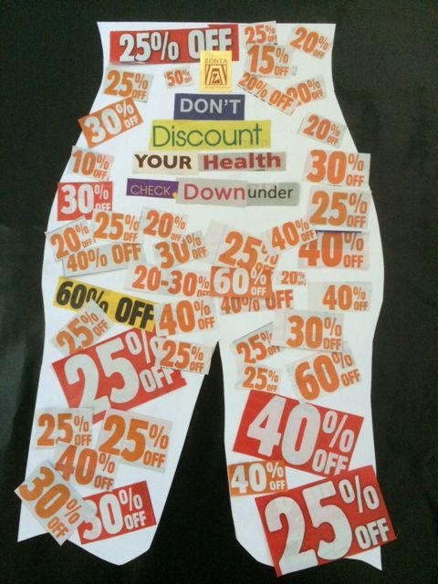 Dont discount your GYNie health knowledge