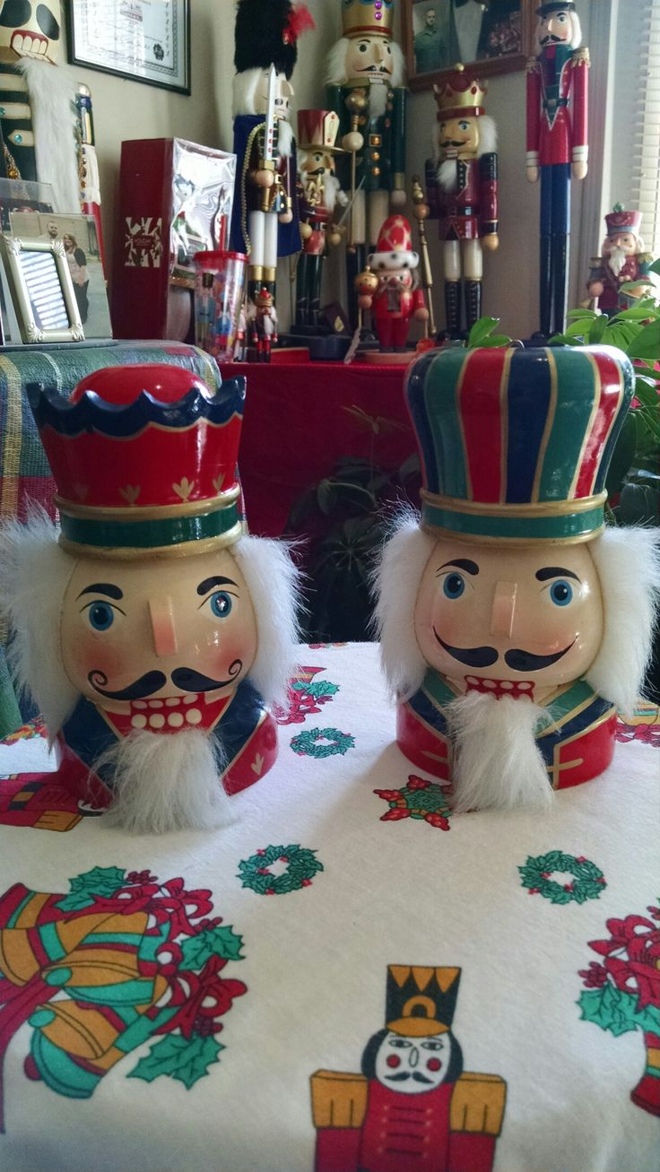 Nice These NUTCRACKERS Hang On Wall Were Purchased In New Orleans LA Idea