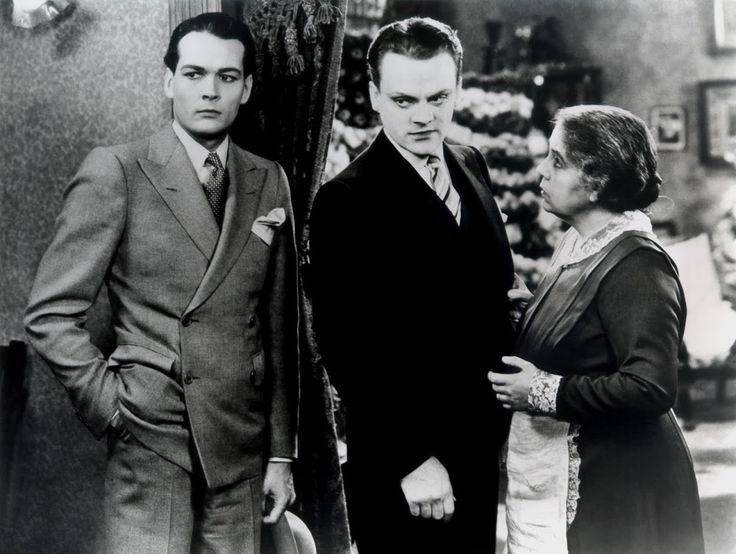 James Francis Jimmy Cagney Jr.(1899–1986) ír származású amerikai színész híres volt mindig nagyon energikus játékáról, sajátos énekhangjáról és táncstílusáról különféle musicalekben, végtelenül vicces pléhpofás és remekül időzített reakcióiról komédiákban, de legelsősorban gengszter filmek és…